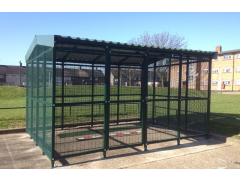 BDS Cycle Security Enclosure