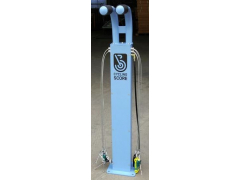 Public Bike Pump and Repair Stand