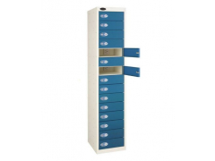 15 Door Media Charging Locker