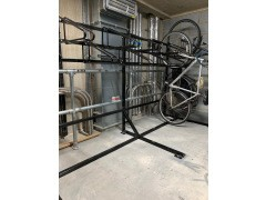 Free Standing Wall Dock, single and double sided