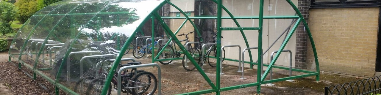 Bike Enclosures & Compounds