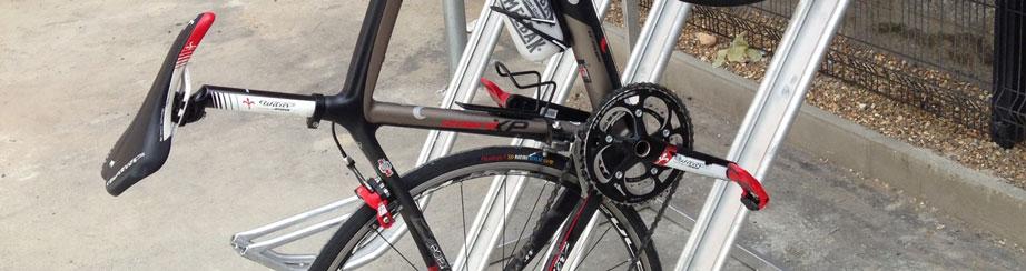 Temporary Bike Storage