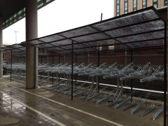 Two Tier Hammersmith Bike Shelter