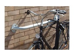 Wall mounted Sheffield Bike Stand